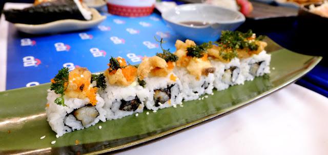 kerjasama eksklusif citi indonesia dan sushi tei