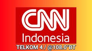 Bisskey CNN Indonesia HD Telkom 4 Terbaru 2019