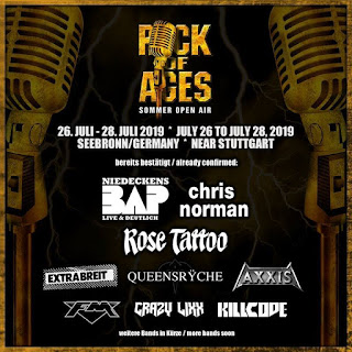 FM - Rock Of Ages 2019 - poster