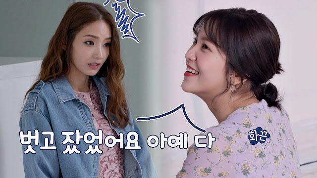 已完結韓綜節目 秘密姐姐線上看