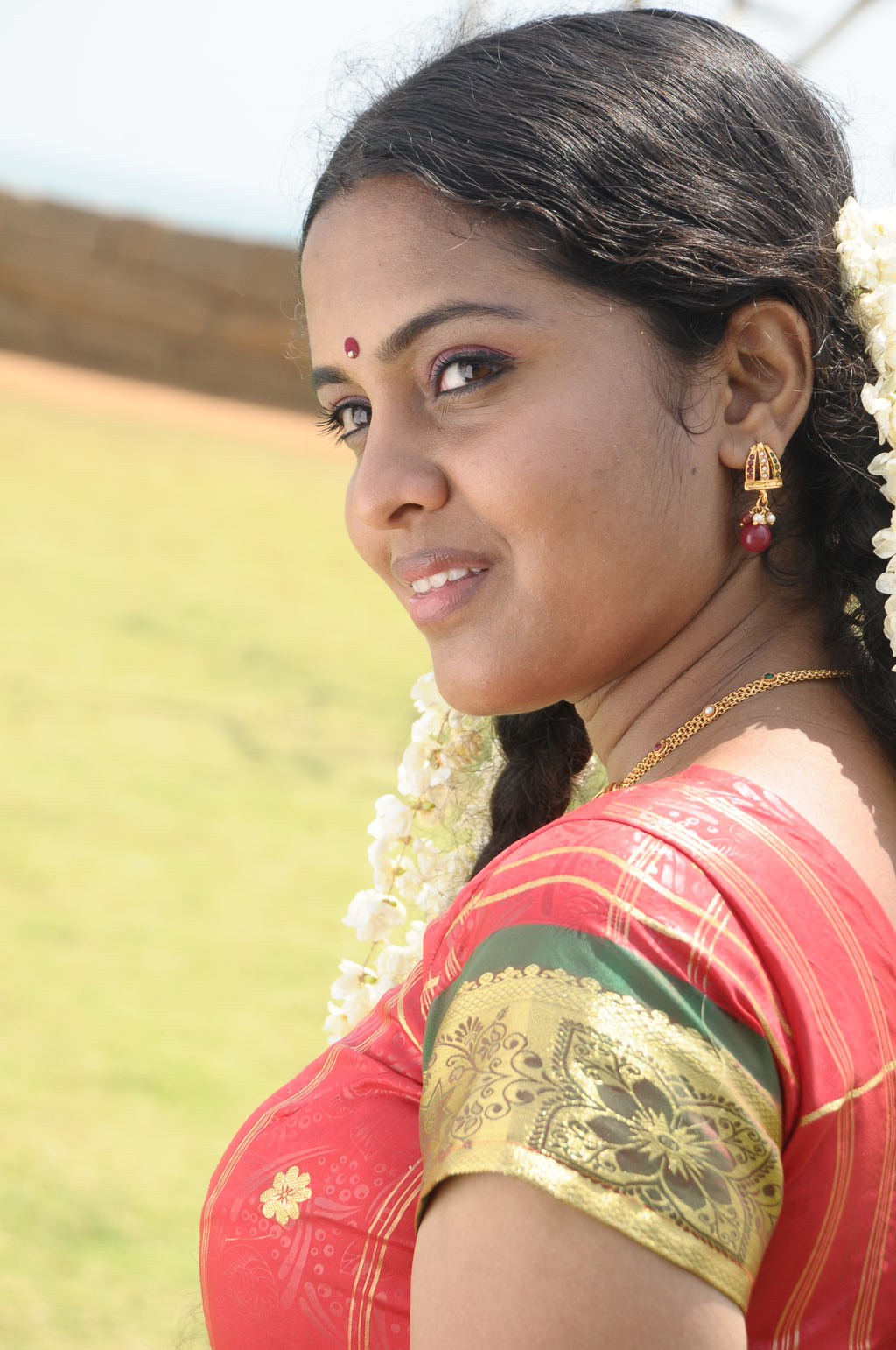 Kollywood Actress Brindha Latest Beautiful Stills -8829