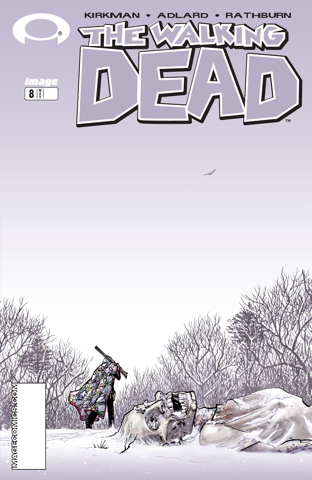 The Walking Dead issue 8 - Page 1