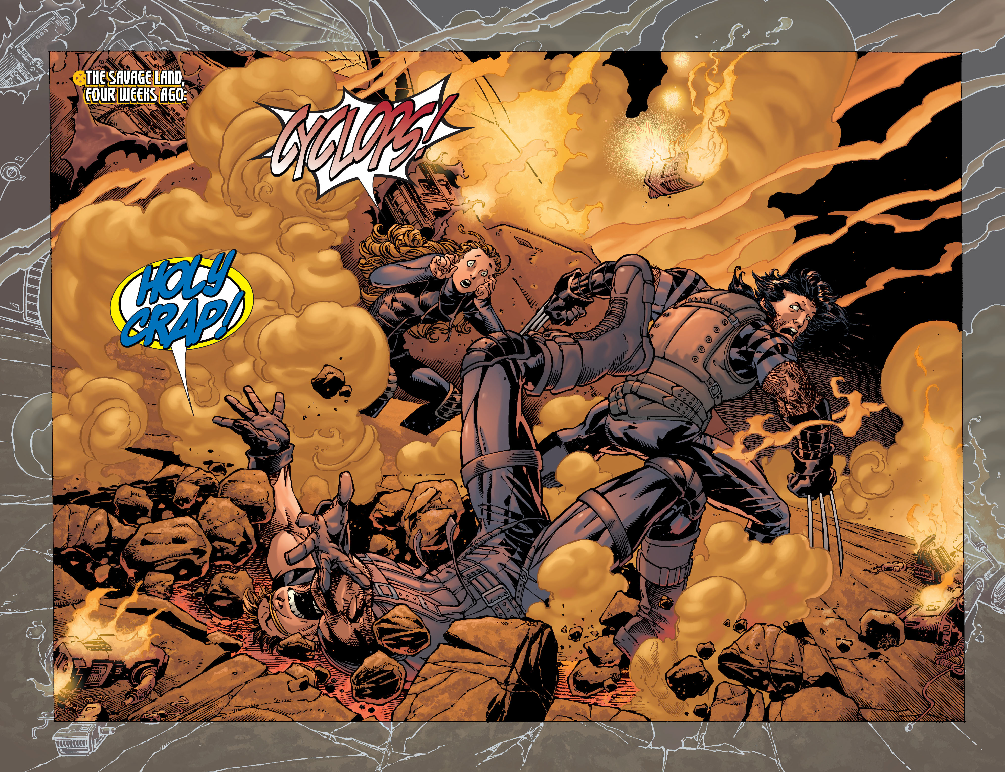 Read online Ultimate X-Men comic -  Issue #29 - 3