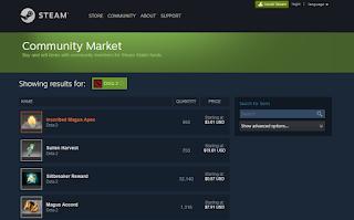 Cara Membeli Item Dota 2 Di Steam Market Menggunakan Unipin