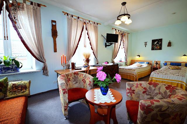מלון סנטרו קובאס וילנה