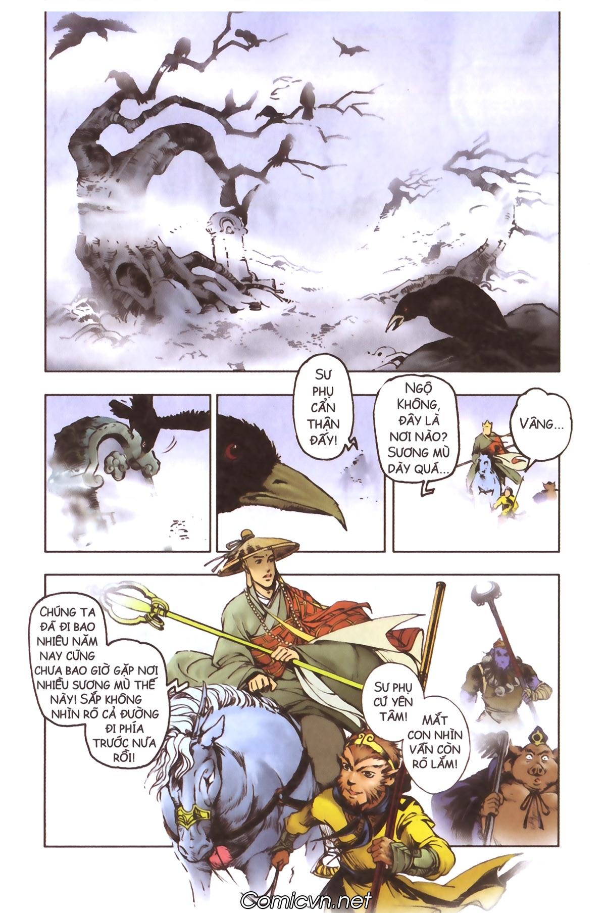 Tây Du Ký màu - Chapter 114 - Pic 3