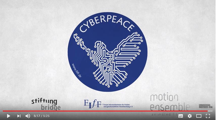 Hoy traemos a este espacio este pequeño video documental de Make Cyberpeace  not Cyberwar!  german with subtitles   WannCry  WannaCrypt  0b76a68f1e5e5