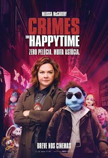 Review – Crimes em Happytime