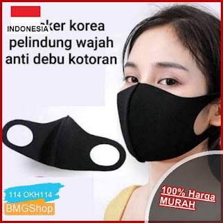 OKH114 Masker Covid Scuba BMGShop