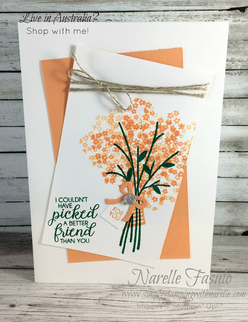 Beautiful Bouquet - make gorgeous floral cards so easily with this bundle - https://www3.stampinup.com/ECWeb/product/145297/beautiful-bouquet-photopolymer-bundle?dbwsdemoid=4008228