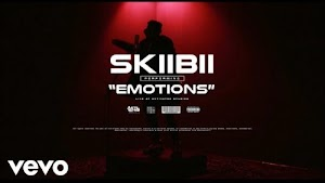Download new Video by Skiibii - Emotions (Freestyle)