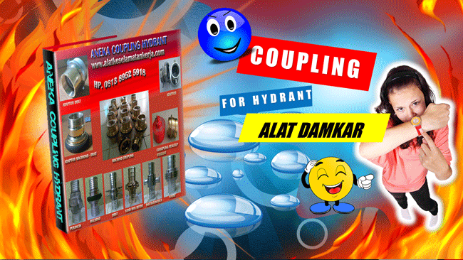 Coupling - Coupling Hydrant - Perlengkapan Hydrant Equpment System   Fire Hydrant Equipment