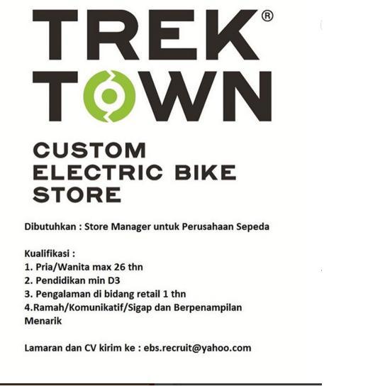 Lowongan Kerja Custom Bike Electric Bandung