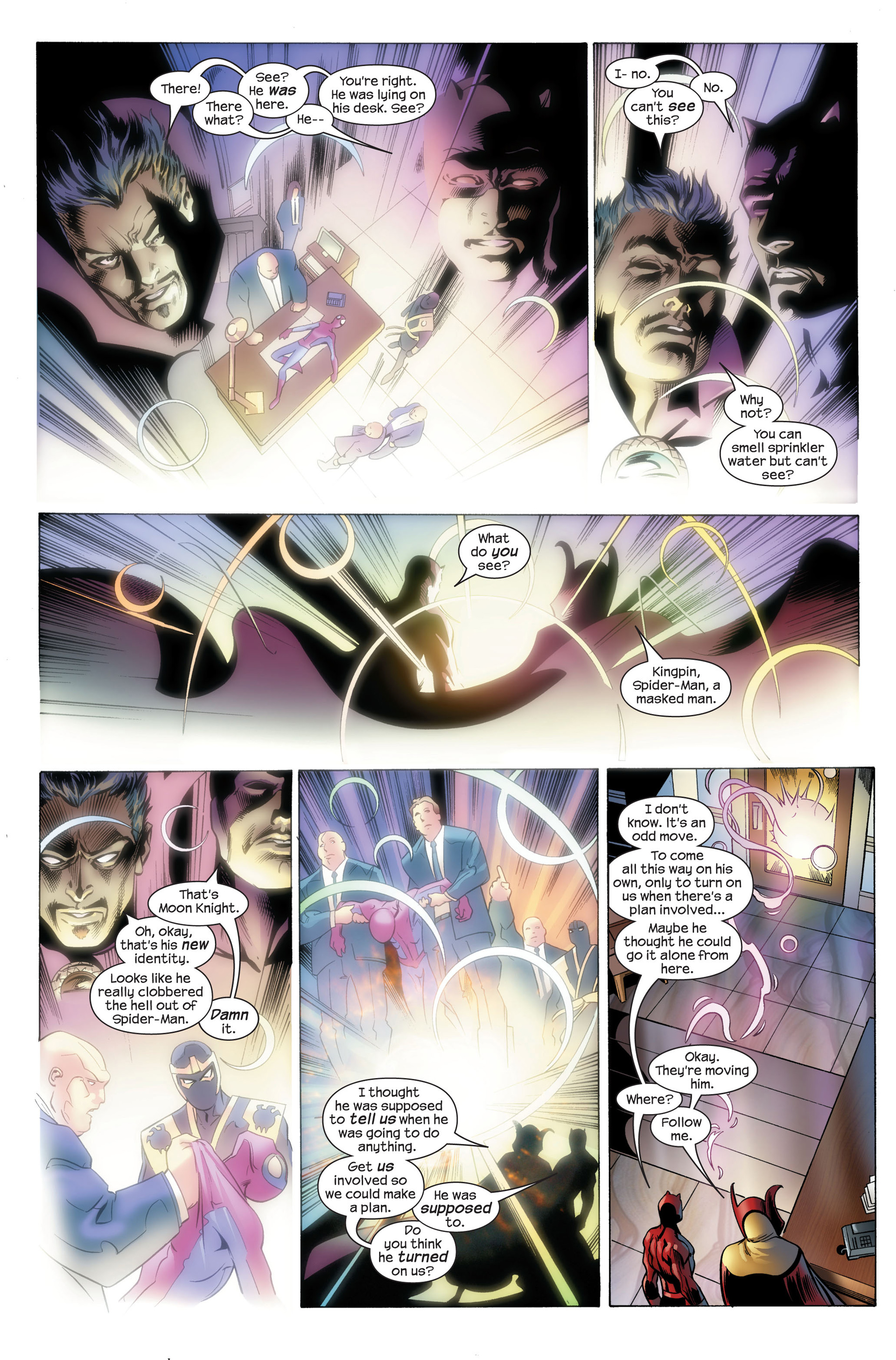 Read online Ultimate Spider-Man (2000) comic -  Issue #109 - 15