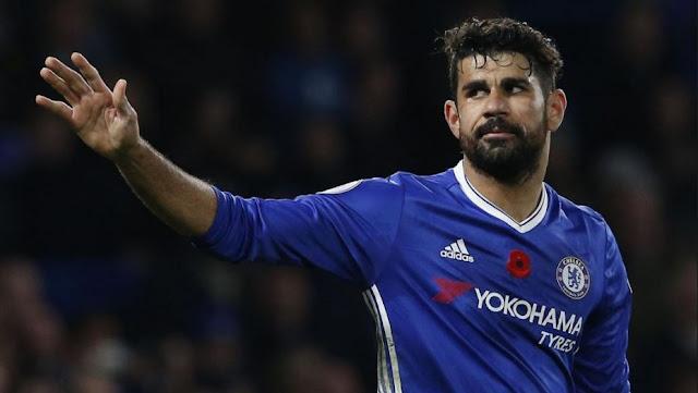 Chelsea Siap Lepas Diego Costa..??