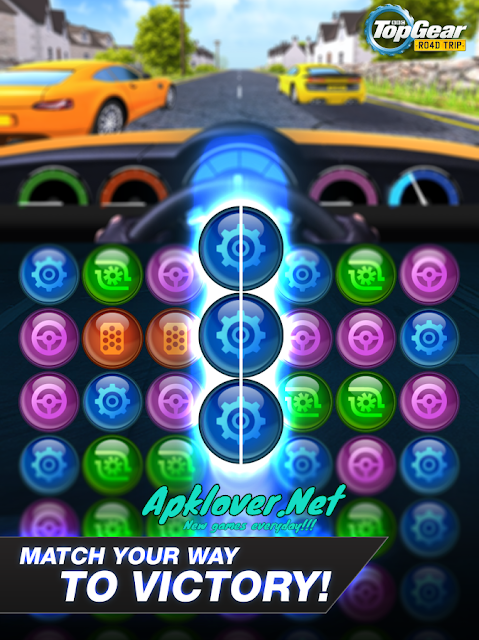 Top Gear Road Trip MOD APK unlimited money