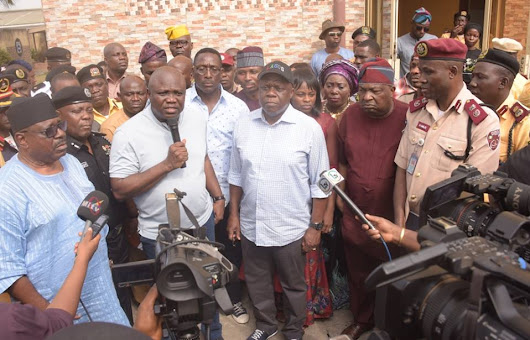 Lagos State Governor Akinwunmi Ambode approves N10m Compensation to deceased LASTMA Officer's Family