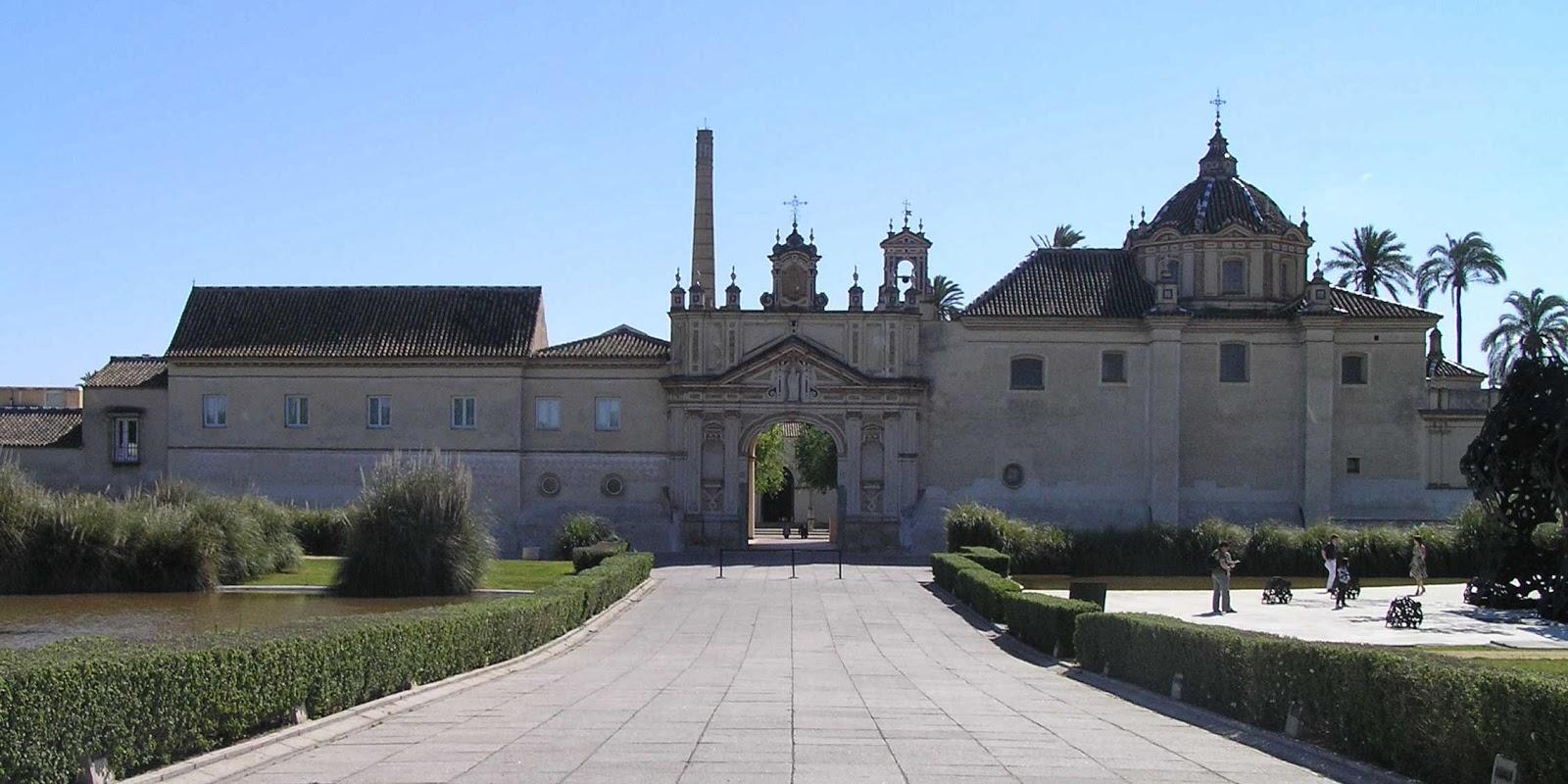 Monasterio de Santa María de las Cuevas o Monasterio de la Cartuja.