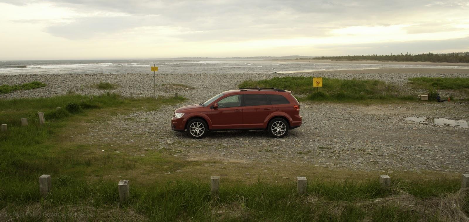 2017 Dodge Journey R T Rallye Lawrencetown Beach