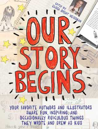 Sincerely stacie february 2018 childrens book review our story begins by elissa brent weissman fandeluxe Gallery