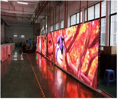 Nơi cung cấp màn hình led p3 trong nhà tại Bình Định