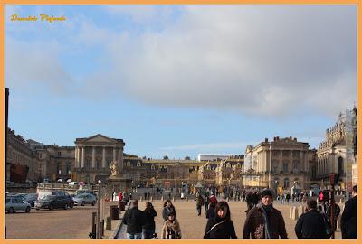 Descobrir o Palácio de Versalhes
