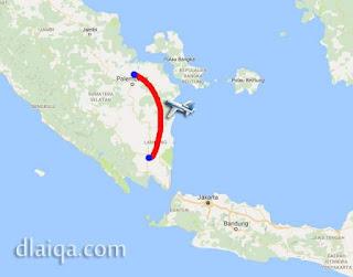 Lampung - Palembang