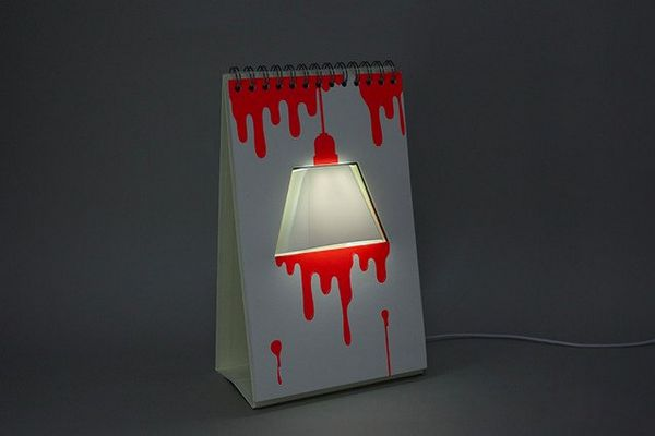 Creative Table Lamp Design