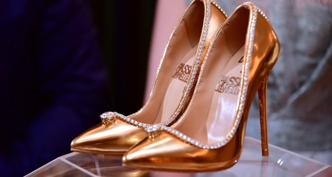 FOR SALE: The world's most expensive pair of shoes worth $17m (N6.1 billion)