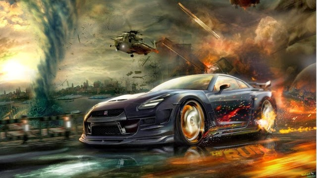 Men S Corner Need For Speed Movie
