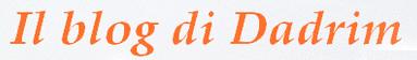 progetto vajra perle nel tempo siti link consigliati blog dadrim