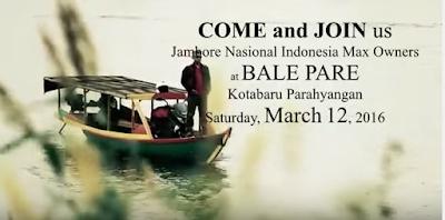 Invitation JamNas Indonesia Max Owner's