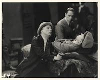 """Чаплин-режиссер на съемках """"Парижанки"""" (1923) - 7"""