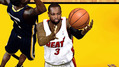 NBA 2K13 Dwyane Wade Heat Playoffs Update