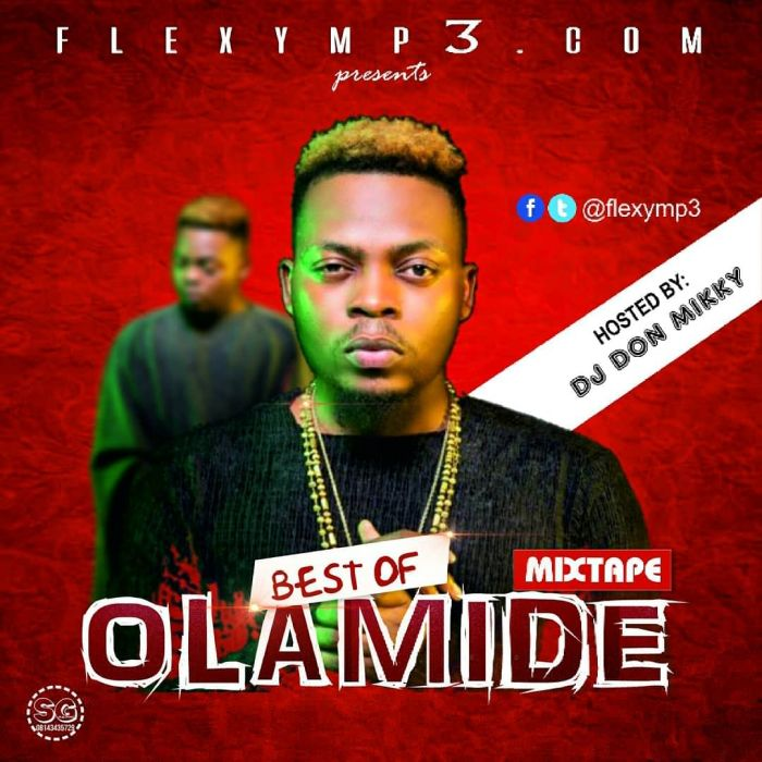 [Mixtape] Flexymp3 – Best Of Olamide Mixtape