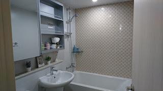 Phòng vệ sinh căn hộ booyoung