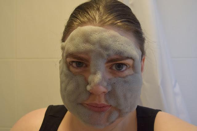 Milky Piggy Bubble Clay Mask