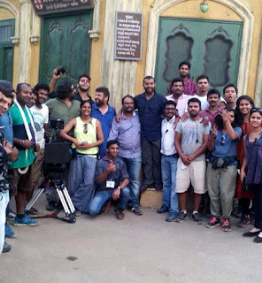 Raees Movie Shooting Location Images