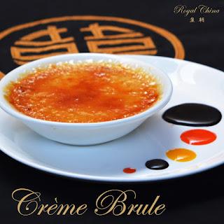 Royal China Cream Brule