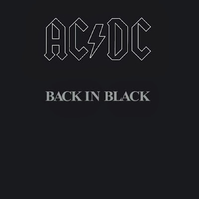 AC/DC Back In Black 1980