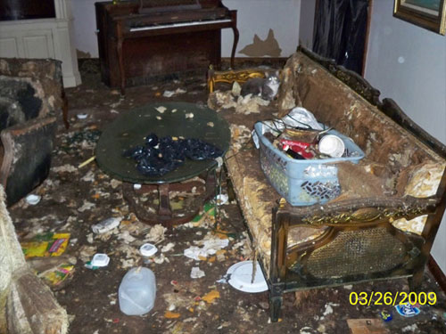Examples Of Filthy Rooms