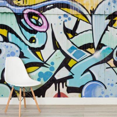 Graffiti Tapetti