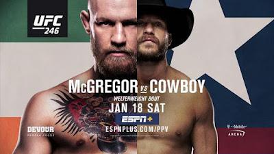 UFC 246 Prelims 18 January 2020 WEBRip 720p 1.2 x264