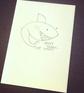 apprendre-a-dessiner-un-requin-6 Comment dessiner un requin