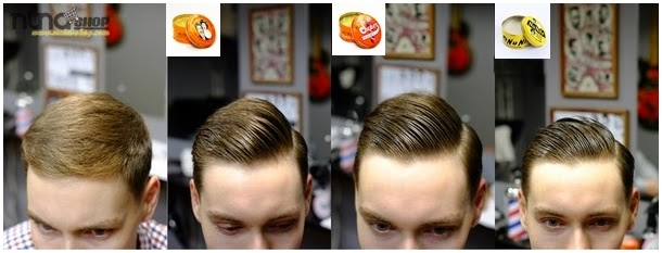 Sample Pomade Murrays Hair Styling atau Minyak Rambut