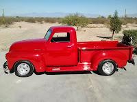 1950 Chevy 3100 Truck   Auto Restorationice