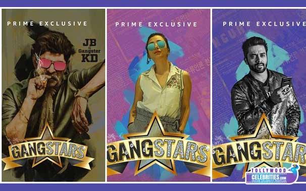 Swetha Basu, Jagapathi Babu, Navdeep Roles In Web Series Gangstars
