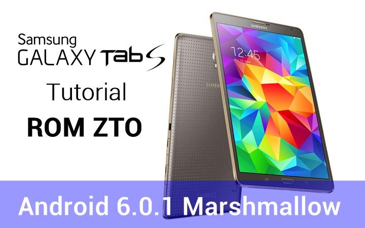 Tutorial - ROM brasileira (ZTO) com Android 6 0 1
