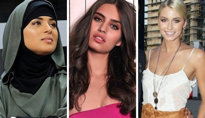 5 WAGs Pemain Muslim Paling Cantik Di Piala Dunia 2018