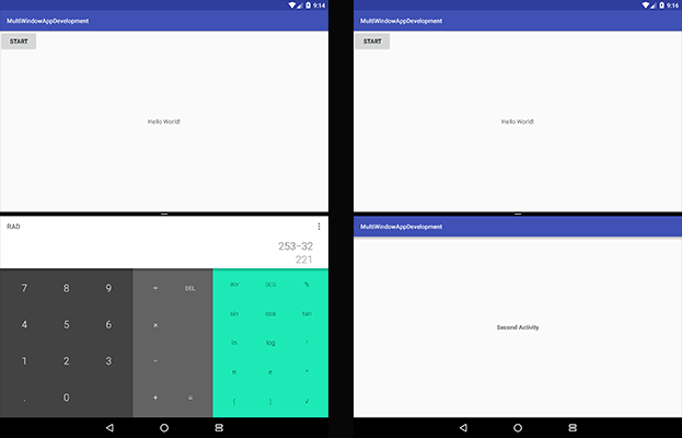 Android Multi Window Split Screen and Freedom Tutorial